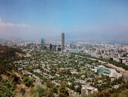 MONTECRISTO Magazine: Chile, Santiago