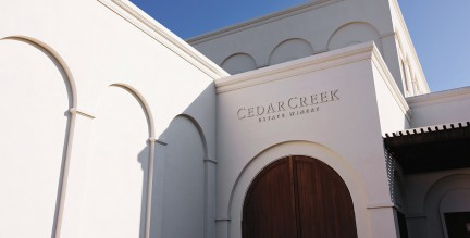 MONTECRISTO Magazine: CedarCreek Estate Winery