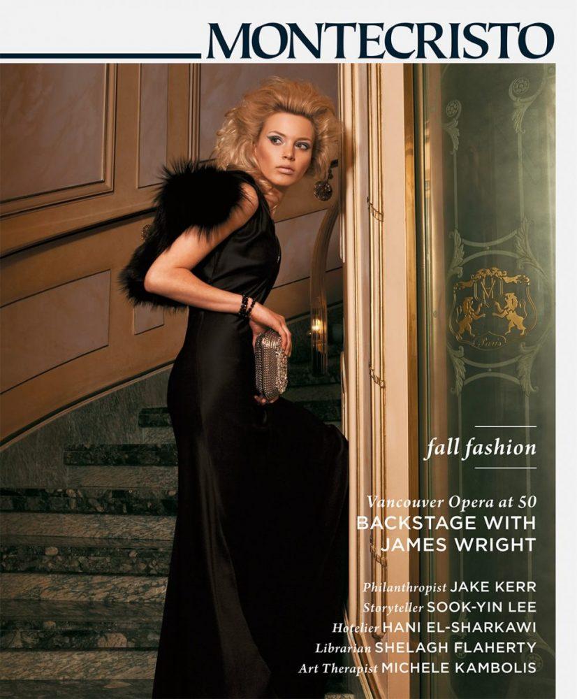 MONTECRISTO Magazine Autumn 2009 Cover