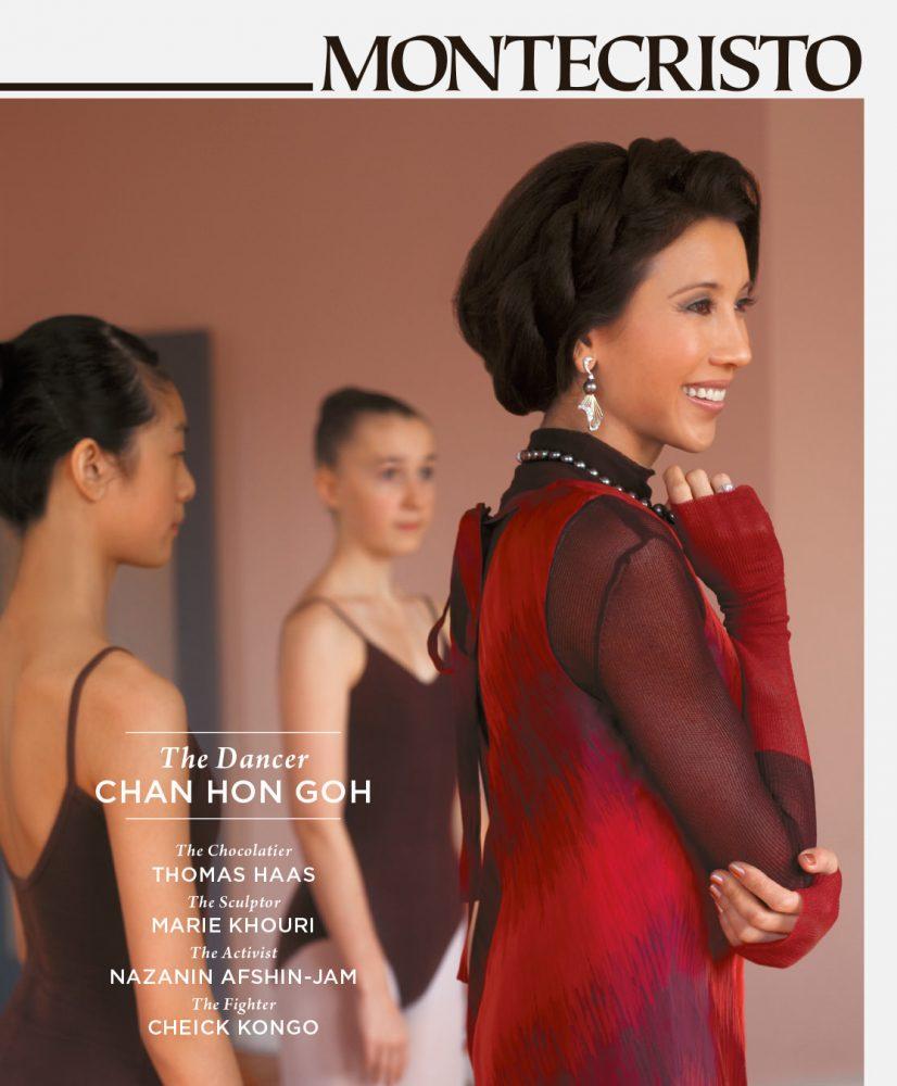 MONTECRISTO Magazine Winter 2009 Cover - Chan Hon Goh