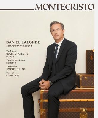 MONTECRISTO Magazine Autumn 2010 Cover - Daniel Lalonde