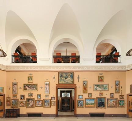 MONTECRISTO: The Barnes Foundation