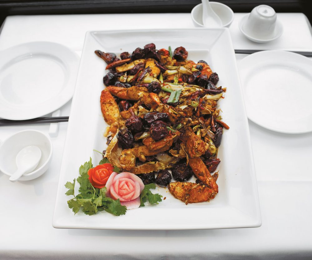 MONTECRISTO: Chinese Dining in Vancouver