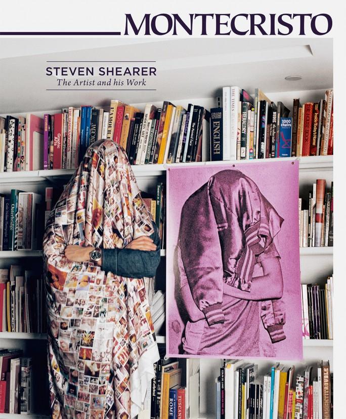 MONTECRISTO Magazine Spring 2011 Cover - Steven Shearer