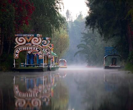 MONTECRISTO: Mexico City
