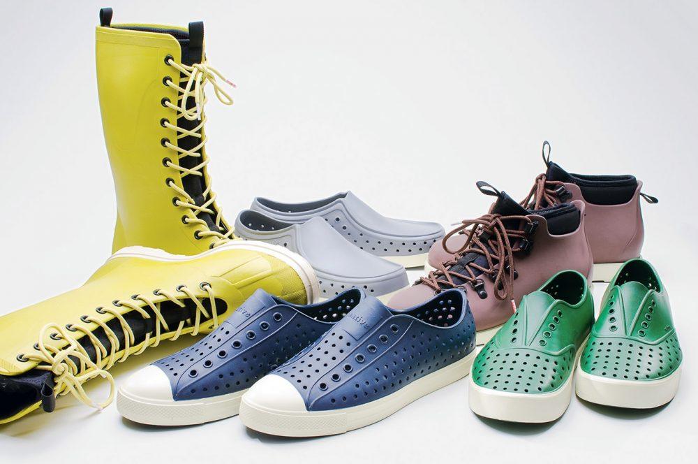 MONTECRISTO: Native Shoes