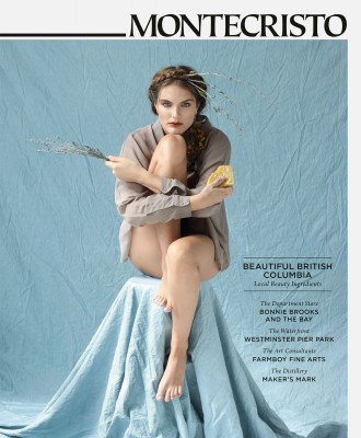 MONTECRISTO Magazine Autumn 2011 Cover - Local Beauty Ingredients