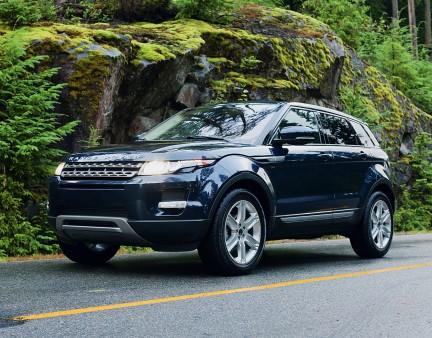 MONTECRISTO: The Range Rover Evoque