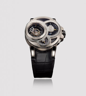 MONTECRISTO: Harry Winston