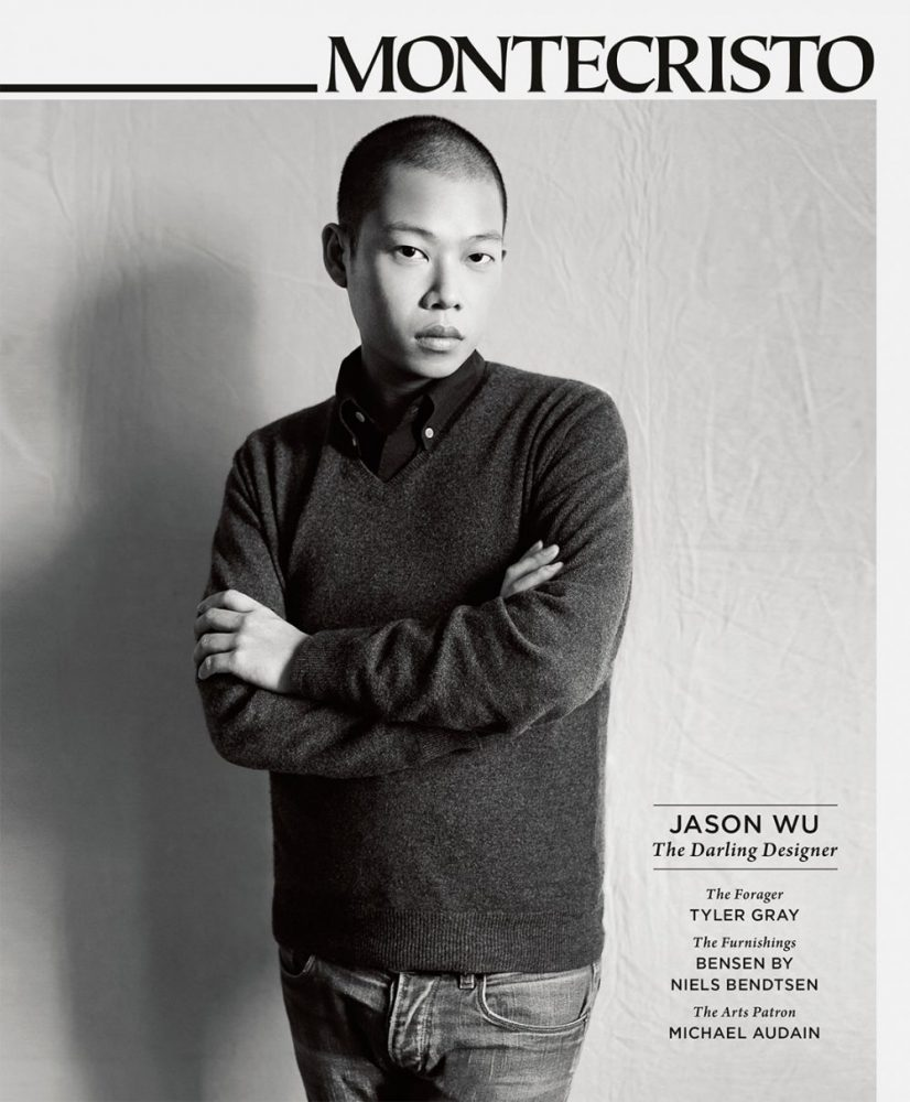 MONTECRISTO Magazine Spring 2012 Cover - Jason Wu