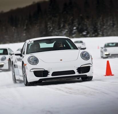 MONTECRISTO: Porsche Camp4Canada