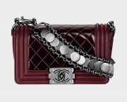 MONTECRISTO: Chanel Boy Bag