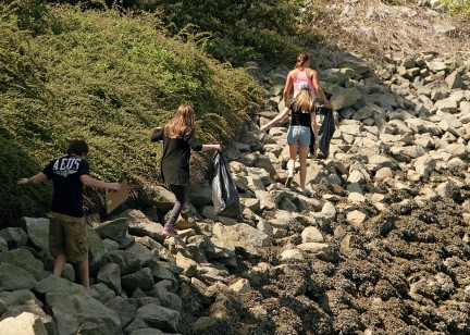 MONTECRISTO: Great Canadian Shoreline Cleanup