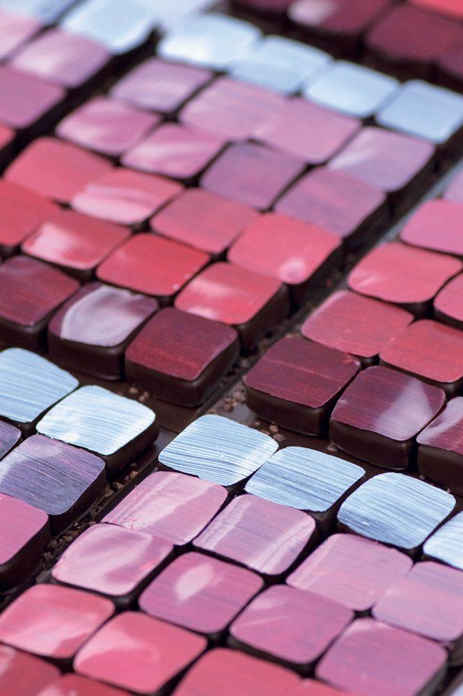 MONTECRISTO: Beta5 Chocolates