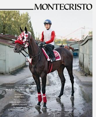 MONTECRISTO Magazine Autumn 2012 Cover - Mario Gutierrez