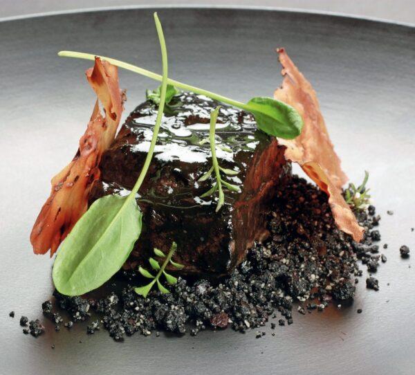 MONTECRISTO: Chef Hamid Salimian