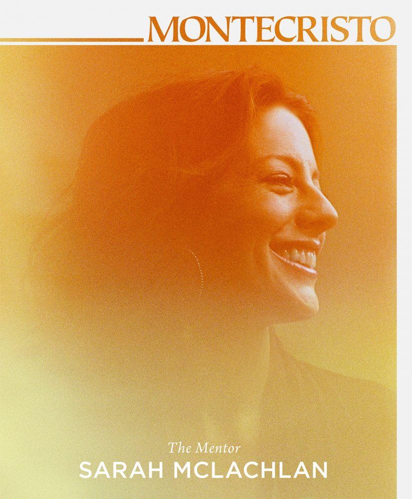 MONTECRISTO Magazine Spring 2013 Cover - Sarah McLachlan