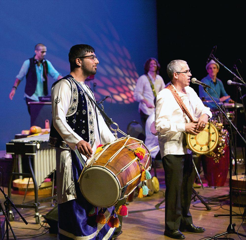 MONTECRISTO Magazine: Percussionist Sal Ferreras
