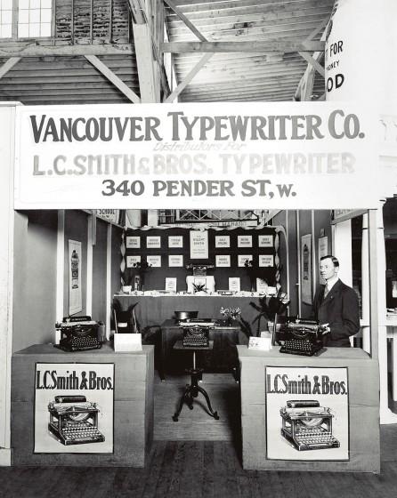 PNE archival photo circa 1915