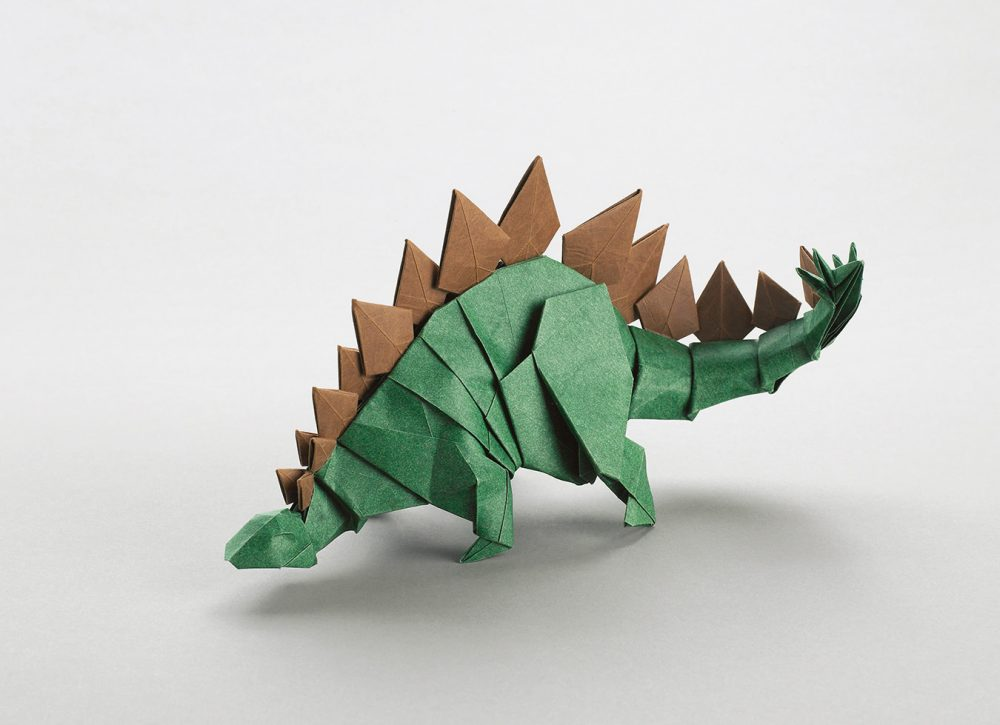 the origami of joseph wu
