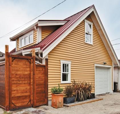 MONTECRISTO: Laneway Housing