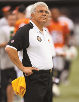MONTECRISTO: Wally Buono and the B.C. Lions