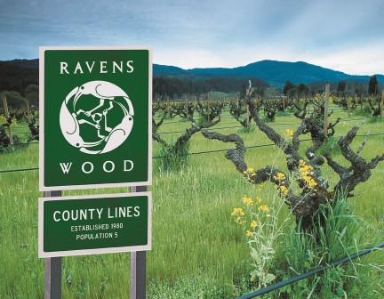 MONTECRISTO: Ravenswood Winery