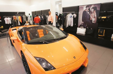 MONTECRISTO: Lamborghini