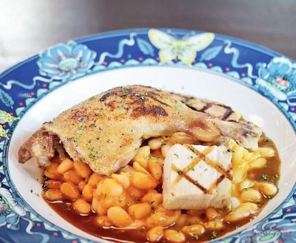 MONTECRISTO Magazine: Chef Herve Martin, French Table