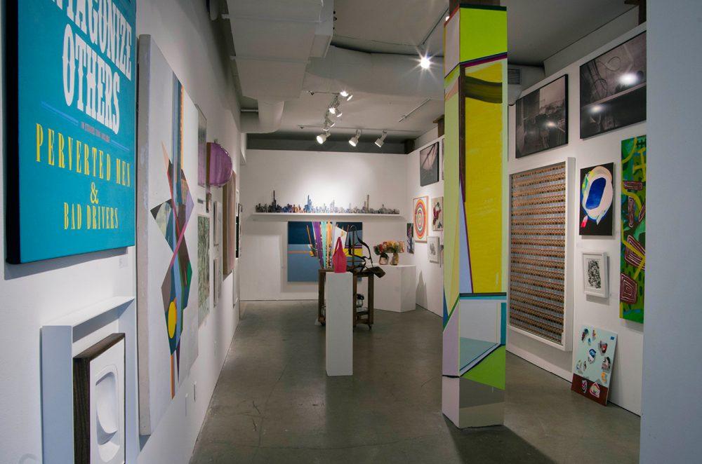 MONTECRISTO Blog: Trench Contemporary Art Gallery Monomania II
