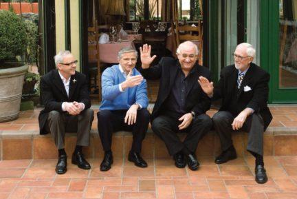 MONTECRISTO Magazine: John Bishop, Michel Jacob, Umberto Menghi, Bud Kanke