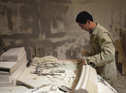 MONTECRISTO Magazine: Maurizo Grande Transforms Stone