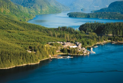 MONTECRISTO Magazine: Sonora Resort, Desolation Sound, B.C.