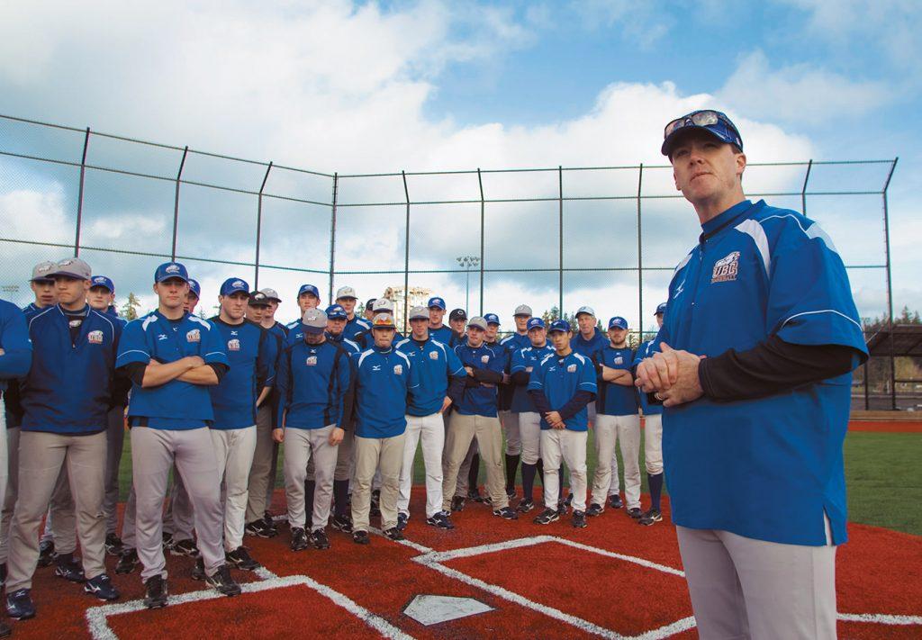 MONTECRISTO Magazine: UBC Baseball's Home Advantage