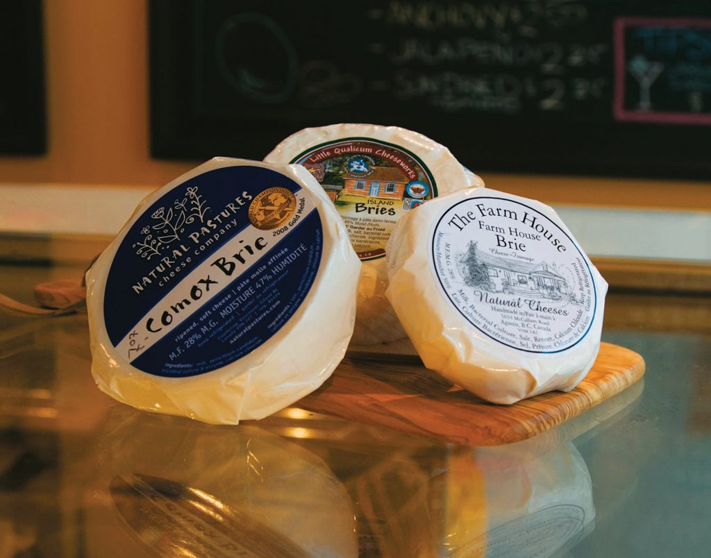 B.C. Cheese Makers Get It Right - MONTECRISTO