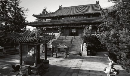 MONTECRISTO Magazine: The International Buddhist Temple