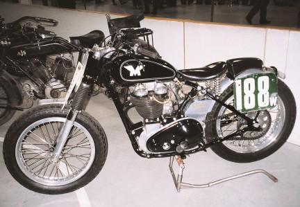 MONTECRISTO Magazine: Vintage Motorcycles