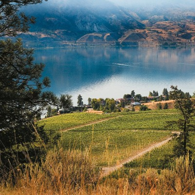 MONTECRISTO Magazine: Painted Rock Estate Winery