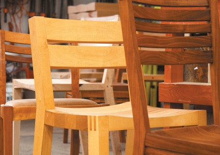 MONTECRISTO Magazine: The Joint Woodworking Studio
