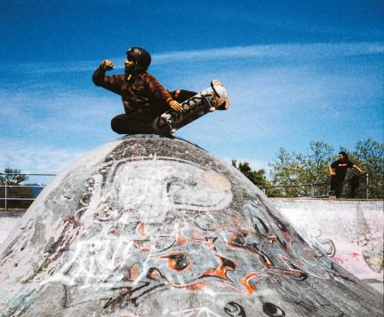 MONTECRISTO Magazine: Skateboarding in Vancouver.