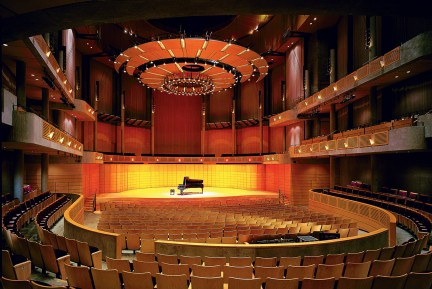 MONTECRISTO Magazine: The Chan Centre for the Performing Arts