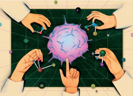 MONTECRISTO Magazine: Research Scientist Dr. Artem Cherkasov