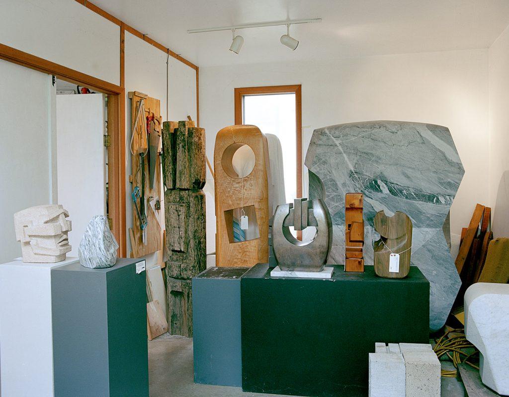 MONTECRISTO Magazine: The Sculptures of David Franklin Marshall