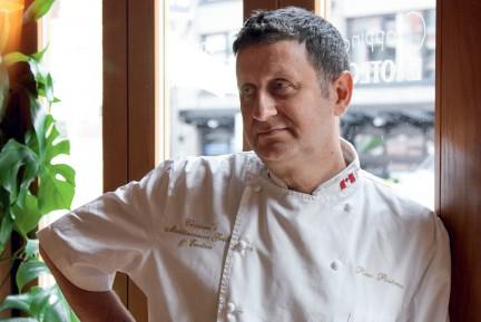 MONTECRISTO Magazine: Chef Pino Posteraro