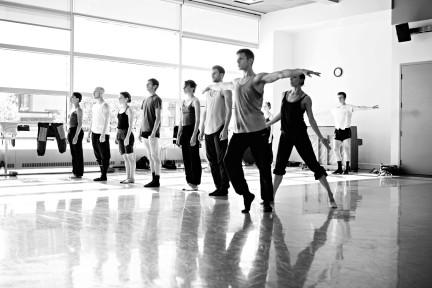 MONTECRISTO Magazine: Ballet B.C. Backstage Pass
