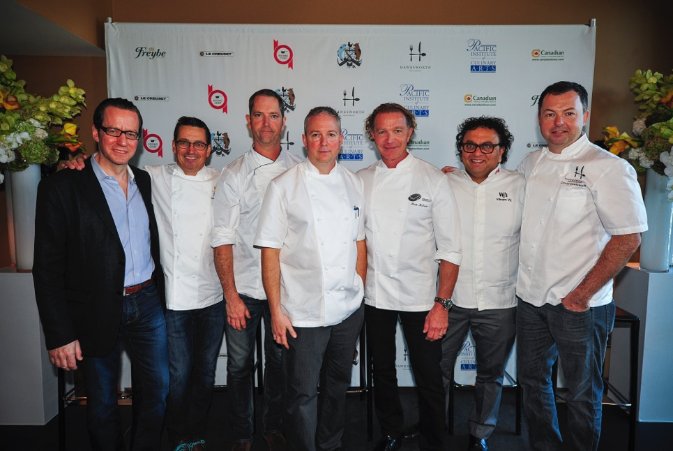 MONTECRISTO Blog: Hawksworth Young Chef Competition