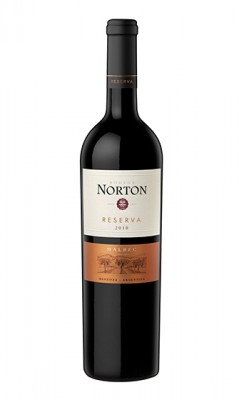 MONTECRISTO Blog: Wine Wednesday, Bodega Norton Reserva Malbec