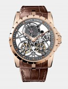 MONTECRISTO Magazine: Roger Dubuis 45 MM Excalibur, Skeleton, Double Flying Tourbillon