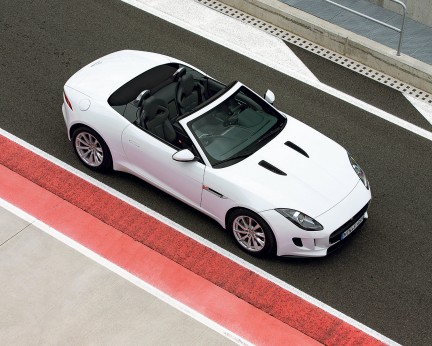 MONTECRISTO Magazine: The Jaguar F-Type Coupe