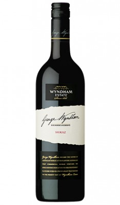 MONTECRISTO Blog: Wyndham Estate Private Reserve Shiraz